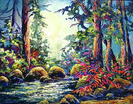 River's Edge by Bonny Roberts