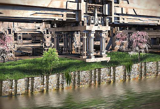 Riverside Pavilion by Hal Tenny