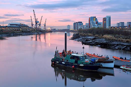 Riverside View by Grant Glendinning