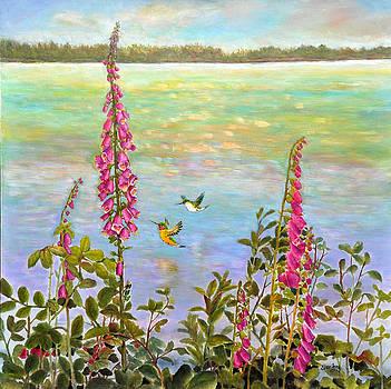 Riverside Wonders II by Eileen  Fong
