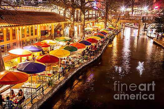 Riverwalk District by Iris Greenwell
