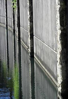Riverwalk Reflections by Tony Grider