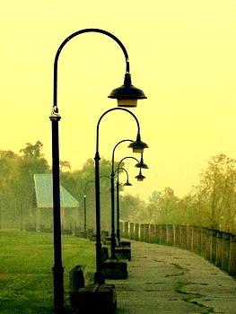 Riverwalk by Ted Hebbler