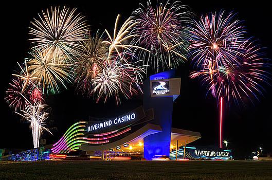 Ricky Barnard - Riverwind Fireworks II