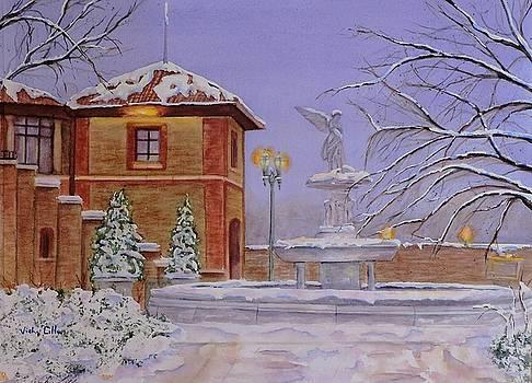 Vicky Lilla - Riviera Winter