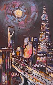 Riyadh Nights 3  by Eric Shelton