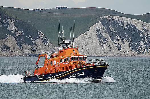 RNLB Earnest and Mabel by Chris Day