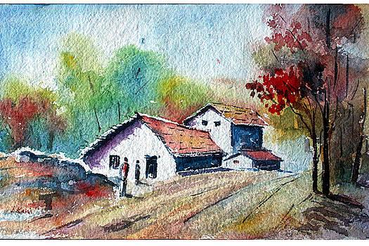 Road by Arjunan Kalaiselvan