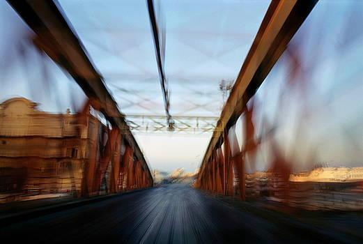 Sami Sarkis - Road bridge blurred motion