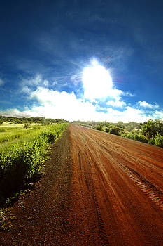 Eduardo Huelin - Road in Senegal Africa