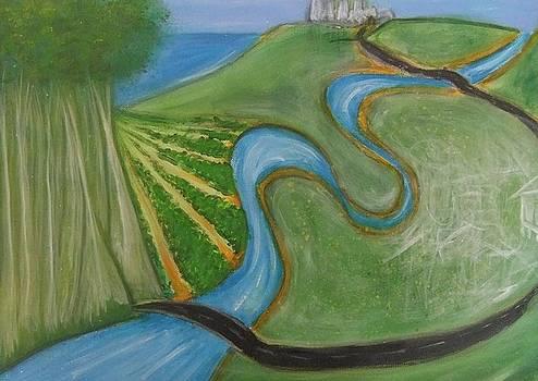 Road Map by Leonie Higgins Noone