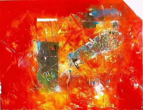 Road map seven by Rick Rivet RCA