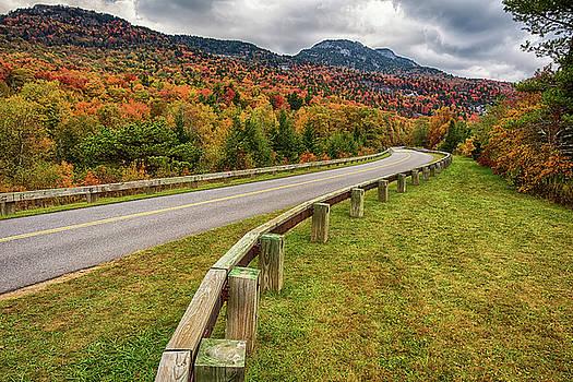 Road to Autumn Wonder by Reid Northrup
