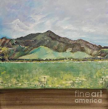 Road To Blenheim by Michelle Deyna-Hayward