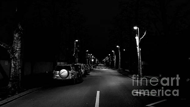 Road to Darkness by Selim Aydin