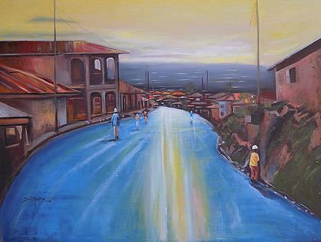 Road to Ekiti by Olaoluwa Smith