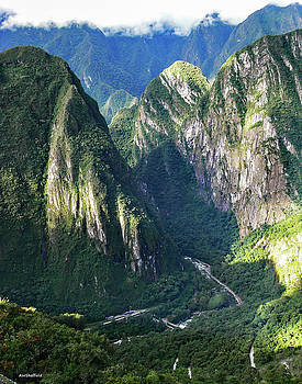 Allen Sheffield - Road to Machu Picchu