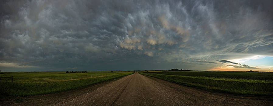 Road to Mammatus by Aaron J Groen