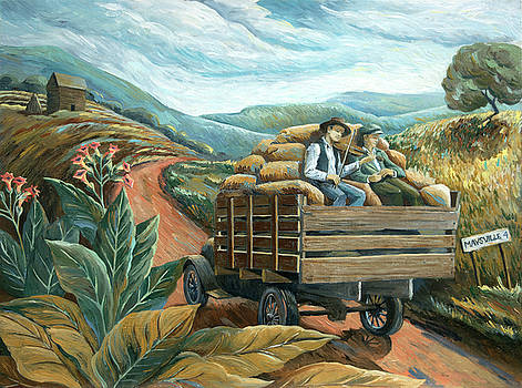Road to Maysville by Paula Blasius McHugh