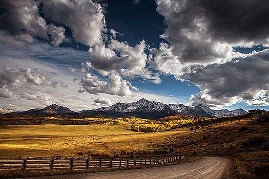 Road to the Rockies by Andrew Soundarajan