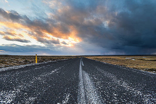 Road to the Sky by Alex Blondeau