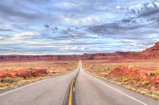 Road Trippin by Jim Allsopp