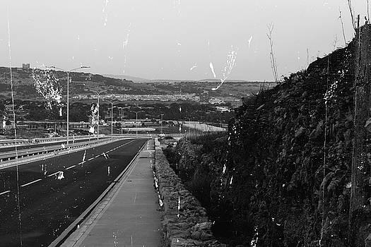 Jacek Wojnarowski - Roads in Malta A Fine Art