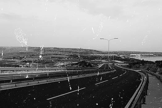 Jacek Wojnarowski - Roads in Malta B Fine Art