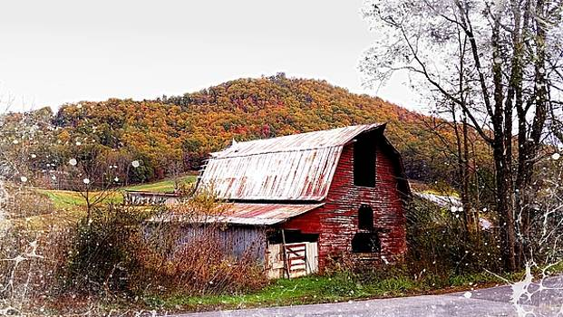Joe Duket - Roadside Barn