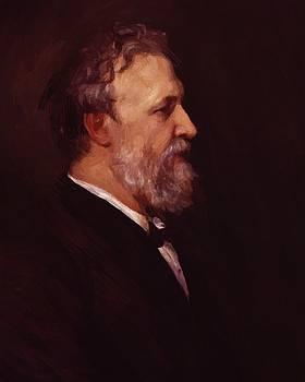 Watts George Frederick - Robert Browning