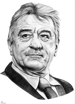 Robert DeNiro by Murphy Elliott
