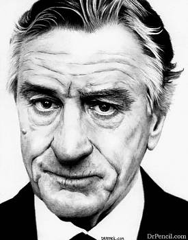 Robert DeNiro  by Rick Fortson