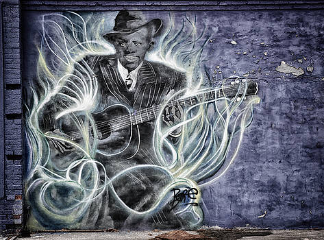 Robert Johnson Clarksdale by Steve Archbold