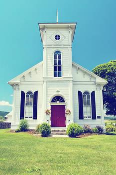 Robert Kennedy Memorial Presbyterian Church by Emily Kay