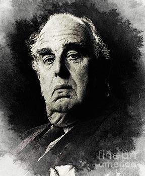John Springfield - Robert Morley, Vintage Actor