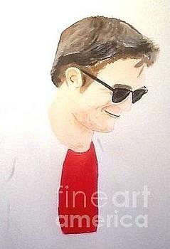 Audrey Pollitt - Robert Pattinson 365