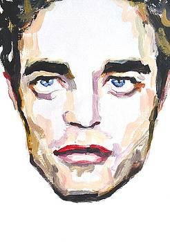 Robert Pattinson by Khairzul MG