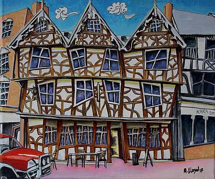 Robert Raikes House by Andy Lloyd