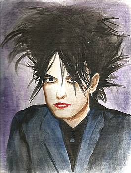 Robert Smith by Amber Stanford