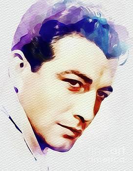 John Springfield - Robert Taylor, Vintage Movie Star