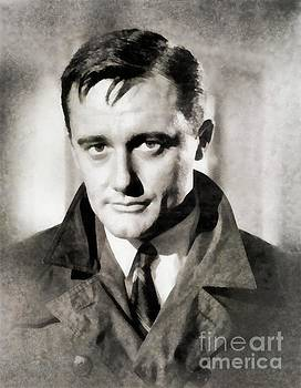 John Springfield - Robert Vaughn, Actor