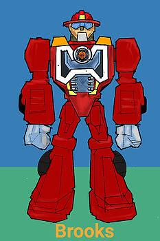 Robot 1 by Denny Casto