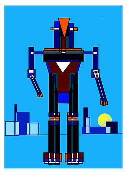 DENNY CASTO - Robot