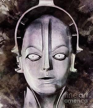 John Springfield - Robot From Metropolis