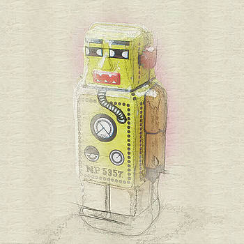 Robot I by Pekka Liukkonen