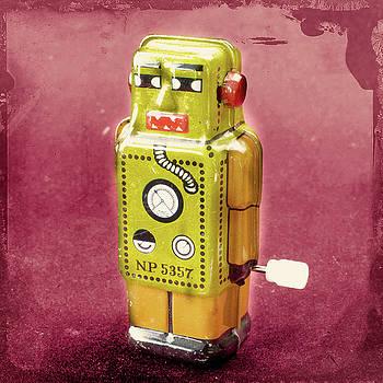 Robot III by Pekka Liukkonen