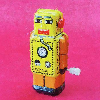 Robot IV by Pekka Liukkonen