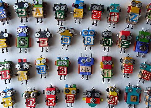 Robots by Jen Hardwick
