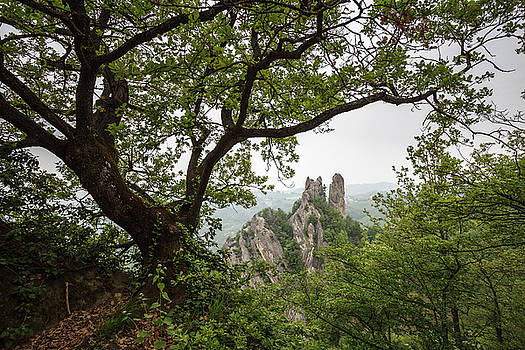 Rocca Malatina by Cristian Mihaila