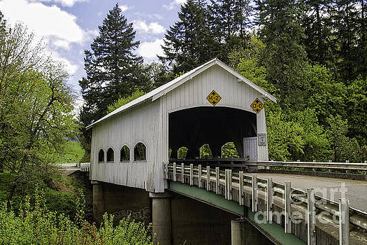 Tim Moore - Rochester Covered Bridge